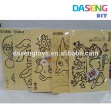 Wholesale high quality sand art drawing toy