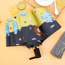 B17 parapluie intelligent parapluie mignon parapluie de mode