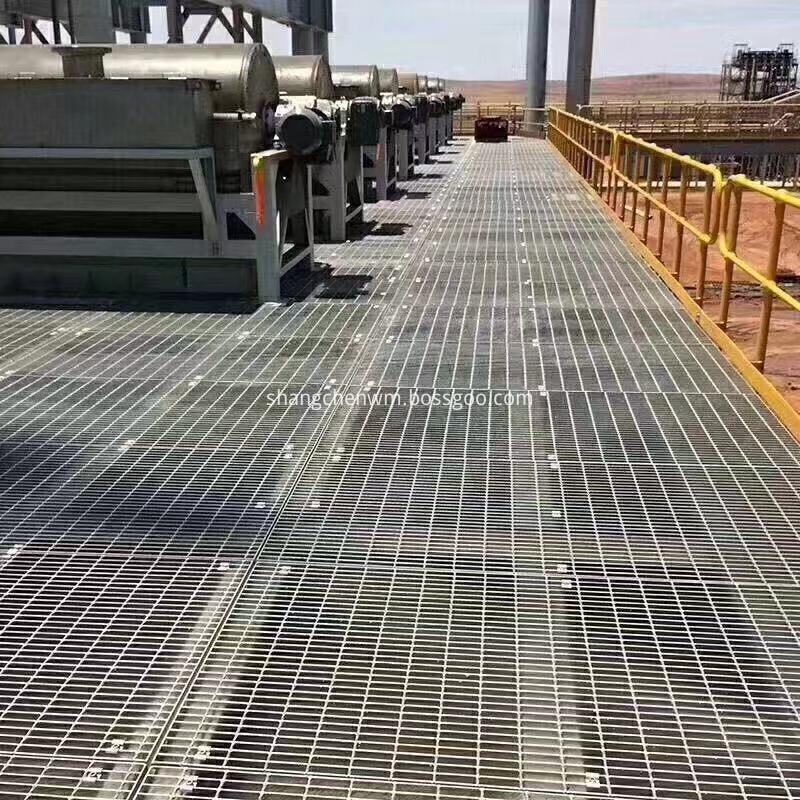 Steel Grating Platfrom