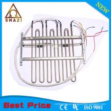 Elemento de aquecimento do ar condicionado do armário elétrico