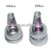 1064nm 532nm laser tips probe
