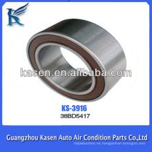 Cojinetes Auto Ar Condicionado Compresor Embrague Rodamientos 38BD5417 38x54x17mm
