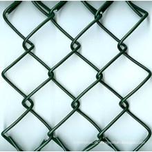 Chain Link Zaun (GI Draht und PVC beschichtet Draht)
