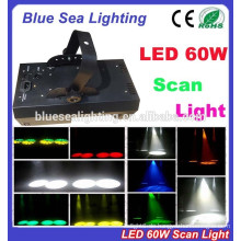 Preiswerter Preis 60w LED dj Beleuchtung Scanner