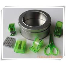 Efectos de escritorio de la caja del PVC para el regalo promocional (OI18021)