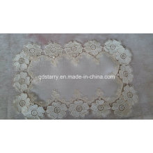 Popular Sunflower Lace Table Cloth 5121