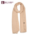 HEC China Custom Multicolor Printed Outdoor Elegant Lady Scarf