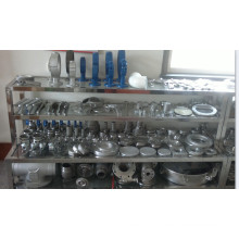 Stainess Steel Tank Car Hardware