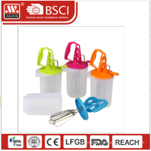 2015 Hotsales stainless steel Egg Beater and egg tools With Handle