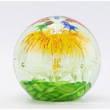 Boules colorées de décoration de haute qualité