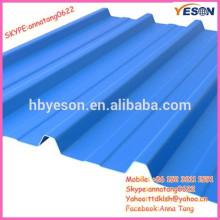 Refuerza la chapa de la pared el acero / la cortina el panel de acero acanalado / la hoja de la cubierta del metal