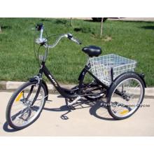 6speed Cargo Trike Shopping Dreirad (JG-M-004)