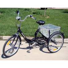 6speed Cargo Trike Shopping Tricycle (JG-M-004)