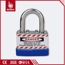 BOSHI Anti-Rust Corrosion Safety Laminated Padlock BD-J45 with High Strength Metal