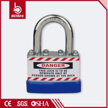 BOSHI Anti-Rust Защита от коррозии Ламинированный Padlock BD-J45 с высокопрочным металлом