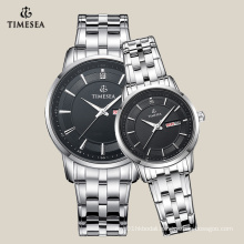 Fashion Stainless Steel Watch for Couples 70024