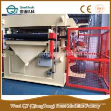 Machine de ponçage HPL Ponceuse de 1300 mm / 2 têtes pour le polissage HPL