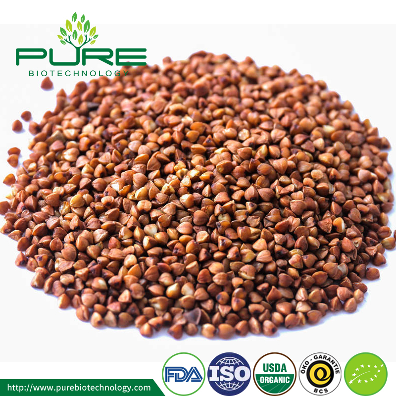 Organic roasted buckwheat