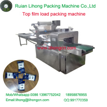 Gzb-450A High Speed Pillow-Type Wall Switch Top Film Wrapping Machine