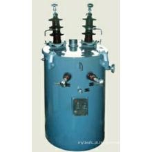 Monofásico totalmente vedado transformador / monofásico passo para baixo transformador de óleo tipo convencional