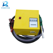 Mobile portable mechanical fuel dispenser manufacturers DC 12V/24V