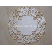 Solid Color Doily 0173