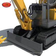 1800kg Small Crawler Excavator