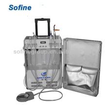 Unidades de entrega odontológica Unidades de unidade dentária portáteis aprovadas pelo CE ISO Unidades de entrega odontológica