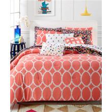 100% Cotton/Polyester Fashion Printed Bedding Sets