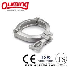 Pinces sanitaires à usage intensif en acier inoxydable 304 / 316L