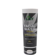 Tubo facial da lavagem dos homens do diâmetro 50mm com tampão novo da aleta do estilo
