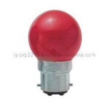 G40c Farbe Ball Lampe, Glühlampe
