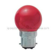 G40c Color bola lâmpada, incandescente bola lâmpada