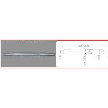 accesorios para cortinas de barra de acero para asegurar la carga de acero