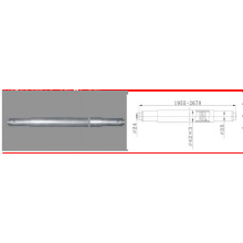 steel cargo securing bar truck curtain accessories