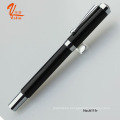 High-End Wholesale Engarve Metal Pen Black Roller Pen for Business