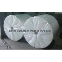 Feuille de bitume de haute qualité pour toiture / tapis de polyester