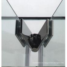 Recinto de ducha de vidrio de patrón libre