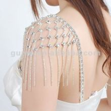 wedding bridal rhinestone bra strap ( GBRD0146)