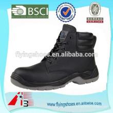 Preto toe composto botas, melhor trabalho botas para homens