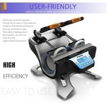 Máquina da imprensa do calor da caneca da estação do FREESUB
