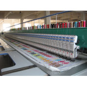 632 SUPER MULTI HOOFD (90HEADS) GEAUTOMATISEERDE EMBROIDERY MACHINE