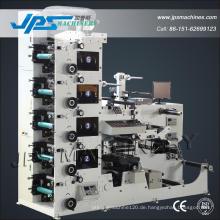 Automatische Klebeetikettendruckmaschine