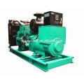 Generador diesel silencioso de 50Hz 30kW con el tanque de combustible grande