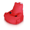 Piggy bean bag kids chair with handle