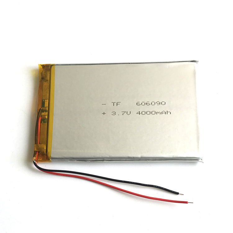 lithium polymer Rechargeable Battery