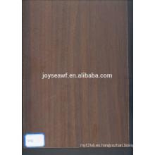 Resina fenólica de decoración panel compacto HPL