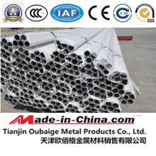 Aluminum Round Tube 6005A with Temper H112