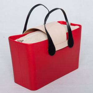 Custom O Bag Italy With Canvas Inner Bags