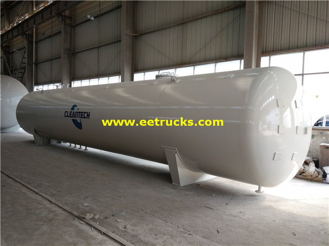 ASME 50m3 LPG Storage Tanks
